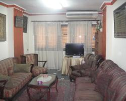 Two-Bedroom Apartment at Al Mohandeseen