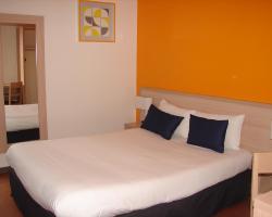 Budget Inn Barbizon - Fontainebleau