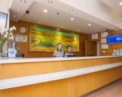 7Days Inn Guangzhou South Railway Station Nan Pu Metro Station