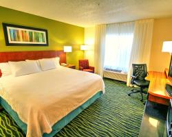 Fairfield Inn Boise Airport