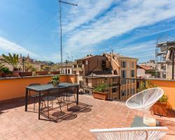 Rome as you feel - Baullari with terrace