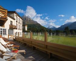 Maloja Palace Residence Engadin-St.Moritz
