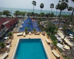 The New Eurostar Jomtien Beach Hotel