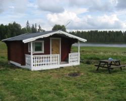 Idyllic Cabin in Lillalgssjon