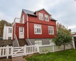 A Part of Reykjavík Apartments - Bergstadarstræti