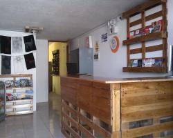 Casa Pallet Backpacker