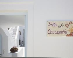 Chrisanthi Villa