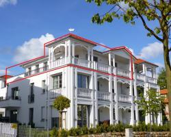 Villa Annika - FeWo 12 Penthouse Baltica