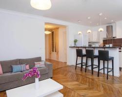 Parisian Home - Appartements Porte Maillot - Ternes-Batignolles