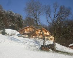 B&B - Chambres d'hôtes Vue Mont Blanc