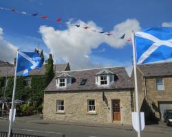 Scottish Borders Holiday Cottage