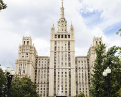 Apartments Moscow Kudrinskaya