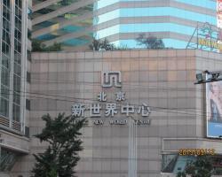 Beijing New World CBD Apartment