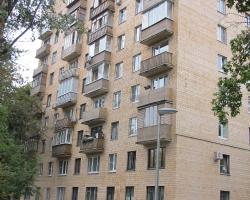Apartment na Patriarshikh