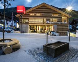 alpen select apartments Kleinwalsertal