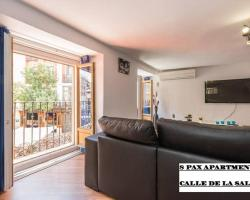 Plaza Mayor Design Apartment
