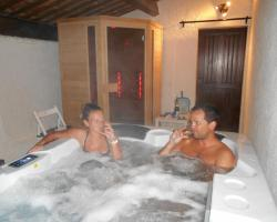 Chambre d'hôte de Charme avec Sauna et Piscine