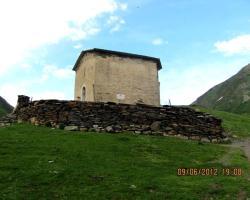 Ushguli Guest House Shoanelni