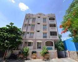 OYO 1074 Apartment Banjara Hills