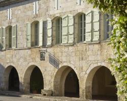 Chambres dHôtes La Garlande Saint-Clar