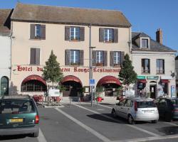 Hotel Restaurant Le Chapeau Rouge