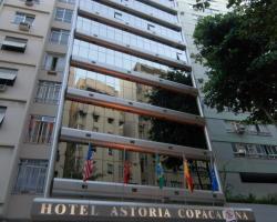 Hotel Astoria Copacabana Budget