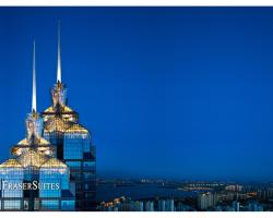 Fraser Suites Suzhou