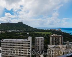 Tower 1 Suite 3511 at Waikiki