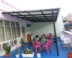 DeMoty Hostel Penang - Rooftop Terrace