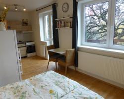 Jeneweinova Brno Apartment