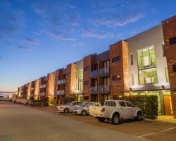Perth Ascot Central Apartment Hotel.