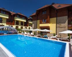 Vila Barović and Spa