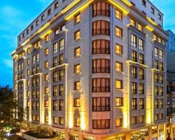 Grand Oztanik Hotel Taksim & Spa