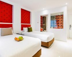Raha Gold Residence Patong Beach
