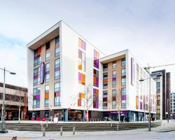 Premier Inn Portsmouth City Centre