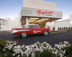 Tropicana Las Vegas a DoubleTree by Hilton Hotel and Resort