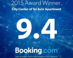 City Center of Tel Aviv Apartment