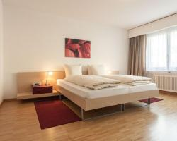 EMA House Serviced Apartments, Unterstrass