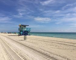 Beach Front Studio Miami Beach