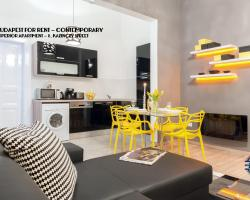Budapest For Rent - Downtown