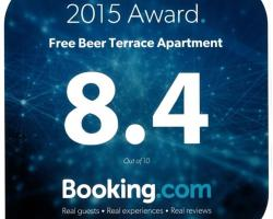 Free Beer Terrace Apartment