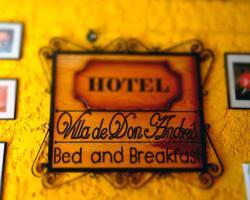 B&B Villa de Don Andrés (Hotel)