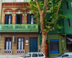 Planet Montevideo Hostel