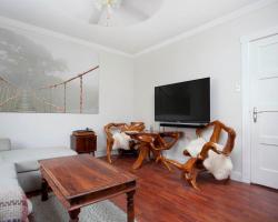 Central Baronsstigur Apartment