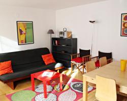 Apartment Faubourg Saint Martin3