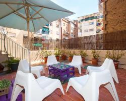 Plaça Espanya - Sugranyés