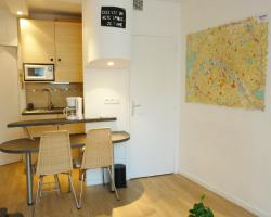 Apartment Geoffroy Saint Hilaire