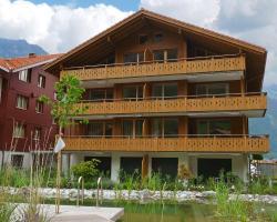 Apartment Augstmatthorn / Tserevitinov Iseltwald