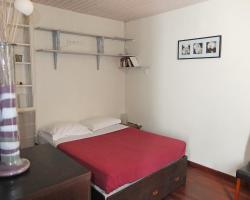 Apartment Théodore Deck