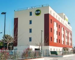 B&B Hôtel Toulouse Purpan Zénith